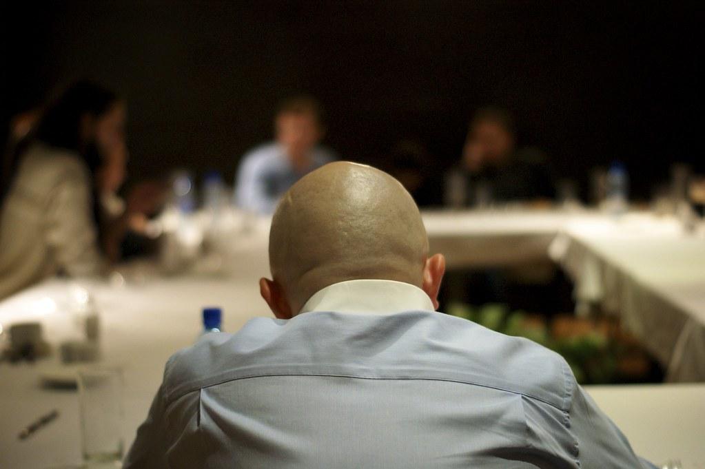 Встреча мэра Самары с блоггерами