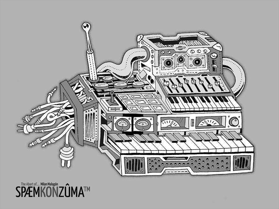 SoundMachine by SpamConsumer™