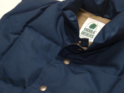 Sierra Designs / Down Sierra Vest