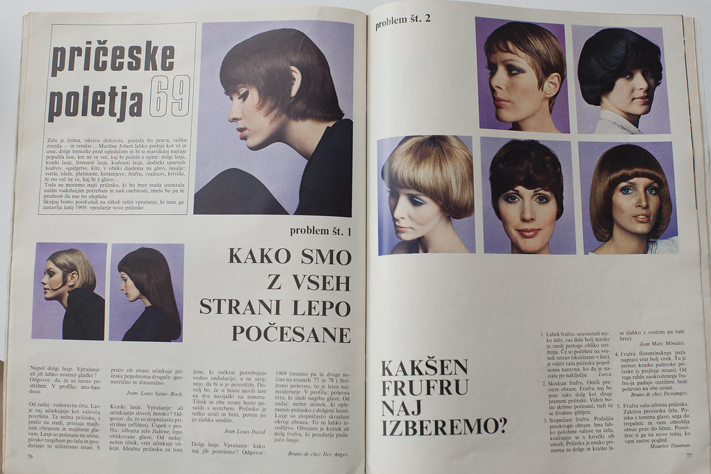 elle, yugoslavia, 1969