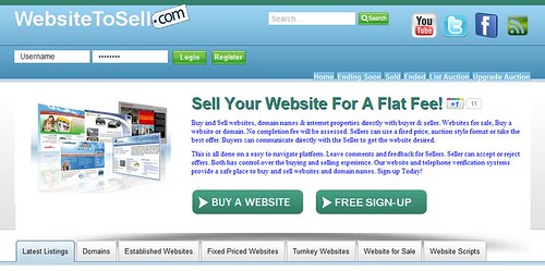 websitetosell by totemtoeren