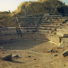 "Amphitheatre at Troy • <a style=""font-size:0.8em;"" href=""http://www.flickr.com/photos/36398778@N08/6273353049/"" target=""_blank"">View on Flickr</a>"