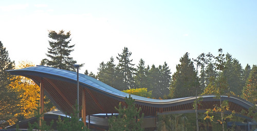 Van Dusen Gardens Visitors Center