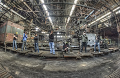 Roughnecks (odin's_raven) Tags: urban abandoned austria shot steel explorer crew mills hdr urbex