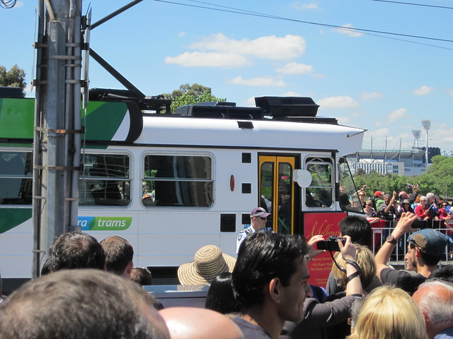 Royal Tram backup