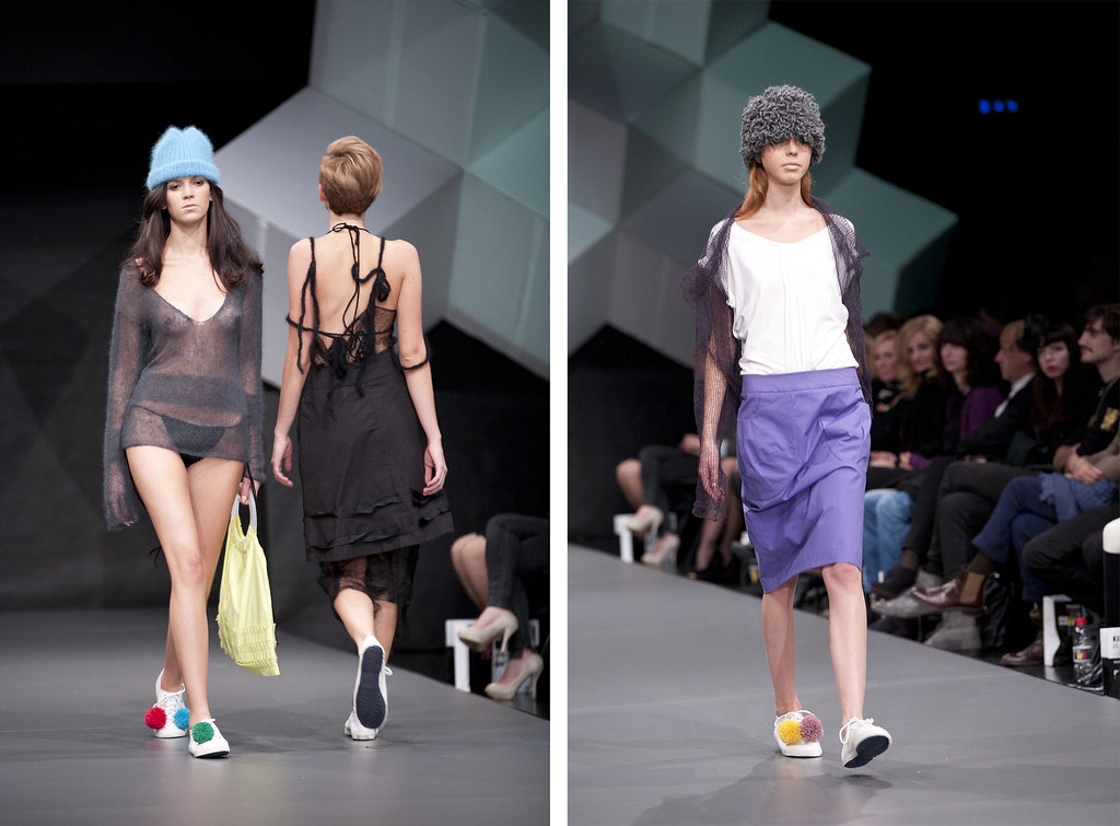Ljubljana Fashion Week SS 2012
