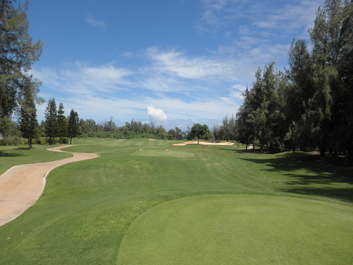 Turtle Bay Colf Course 240