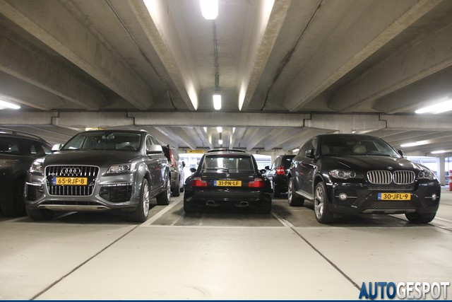 S50B32 BMW Z3 M Coupe | Cosmos Black | Black | BMW X6 | Audi Q7