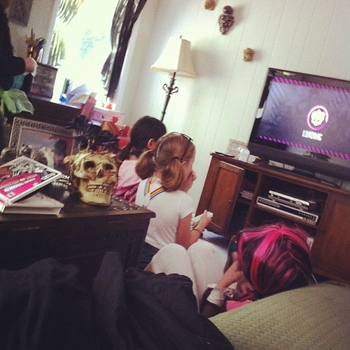 Monster high wii