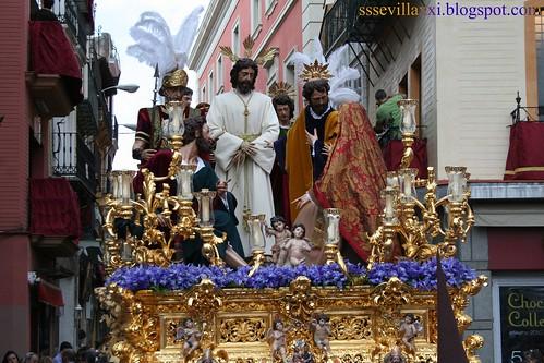 Nuestro Padre Jesús de la Paz by jossoriom