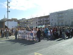 Tortosa: Manifestació per la salut pública