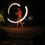 "Fire Poi <a style=""margin-left:10px; font-size:0.8em;"" href=""http://www.flickr.com/photos/14315427@N00/6298592457/"" target=""_blank"">@flickr</a>"