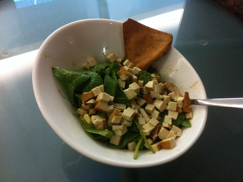 Do It Yourself Starter Salad by raise my voice