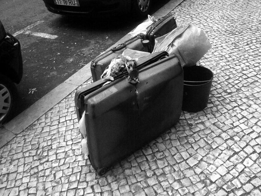 Leaving Lisbon...