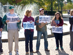no guns on campus