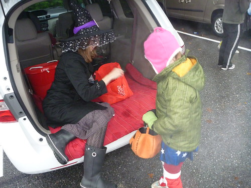 Trunk or Treat Butterfly 2011