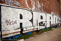 RWK N CO BROOKLYN NYC 4.9.11 (STREET LAYERS) Tags: nyc streetart brooklyn read