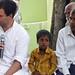Rahul Gandhi in village chaupal, Sant Ravidas Nagar (23)
