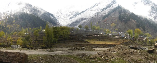 South of Naran