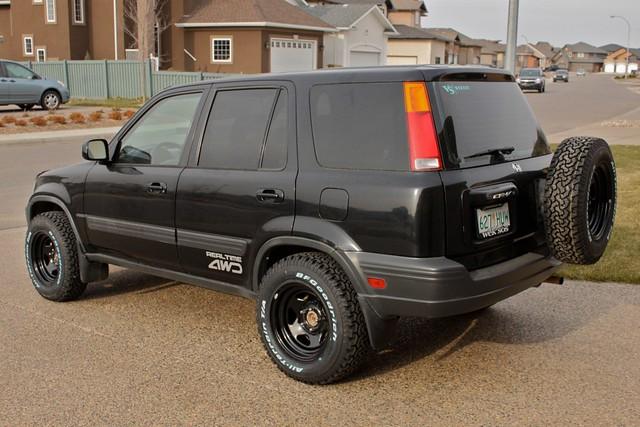 A B Z on 2001 Honda Crv Tire Size