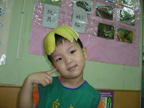 學校紀錄-柚子帽