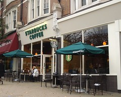 Picture of Starbucks, NW3 2PT