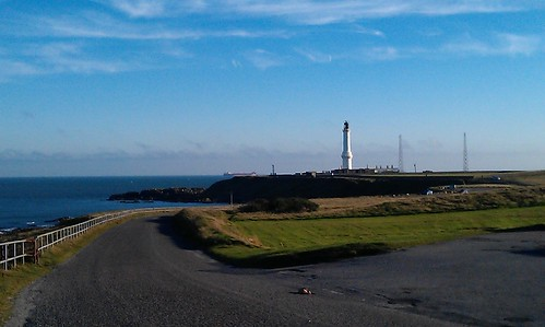 Lighthouse at Torry