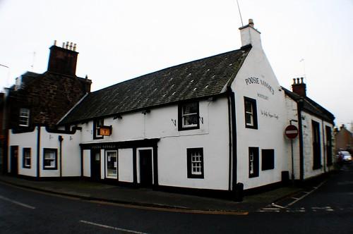 Poosie Nansie's Pub, Mauchline