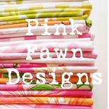 Pink Fawn Designs Button