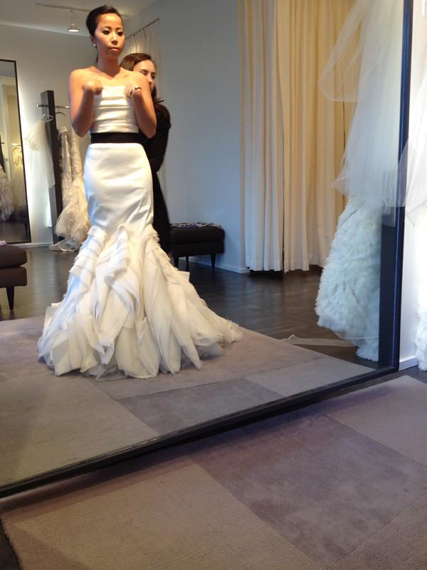 I am Khatu | a Boston style blog: Wedding Wednesday: Dress Shopping