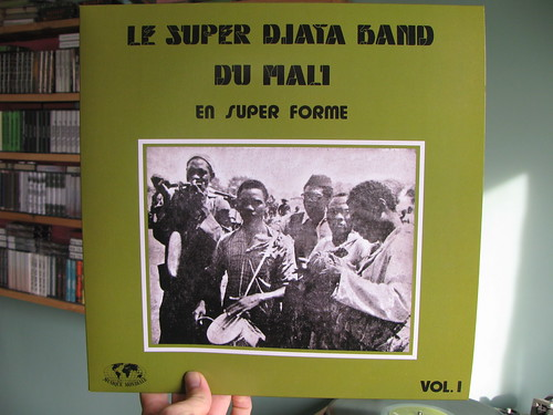 Super Djata Band Authentique 81