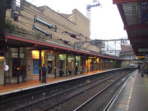Kings Cross Thameslink