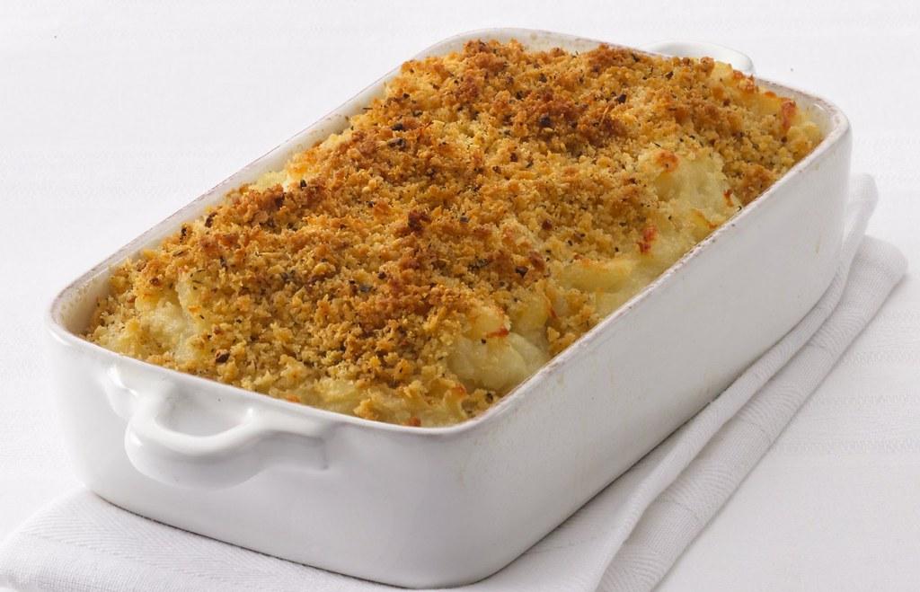 Mashed Potato Gratin Recipe