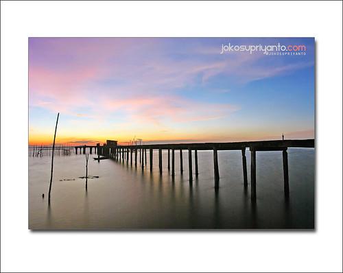 Senja Di Tanjung Talok bintan