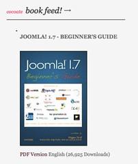 Book Feeds Joomla! Module
