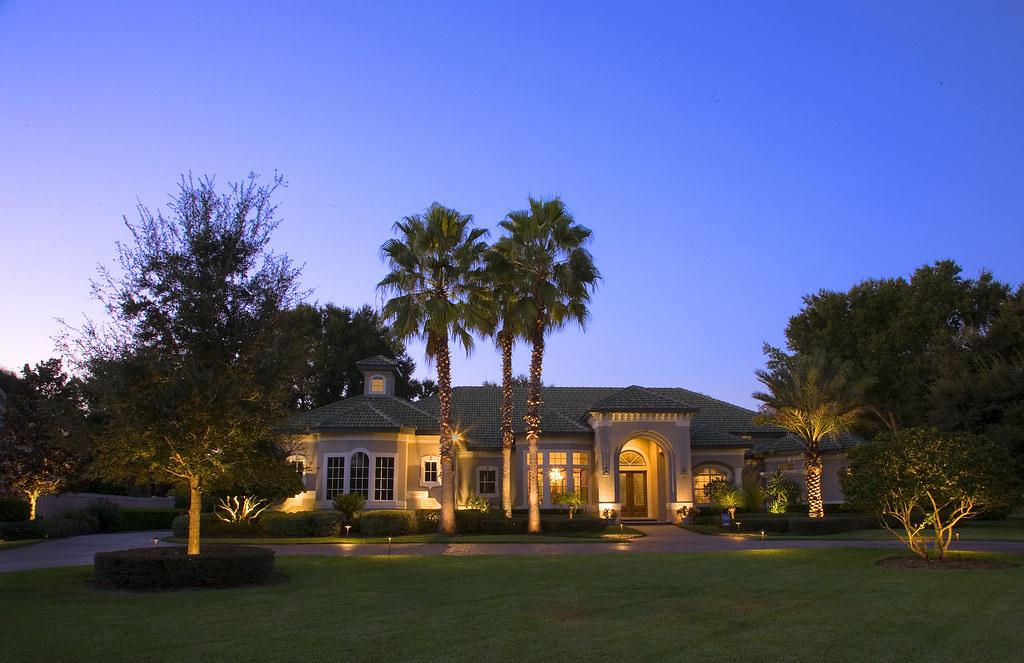 Florida Landscape Design Ideas Lighting on florida backyard landscaping design ideas, florida tropical landscape design, florida residential landscape design,