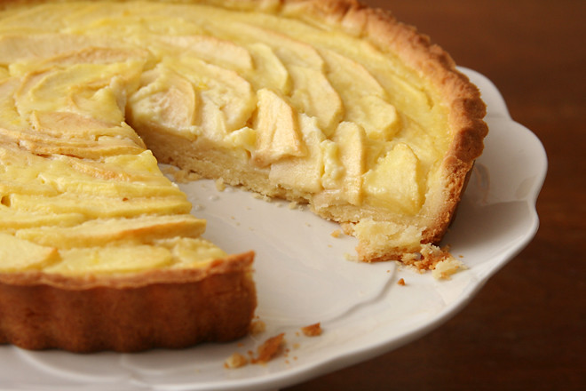 alsatian apple tart 9