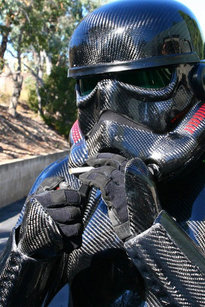 Carbon Fiber Shadow Troopers