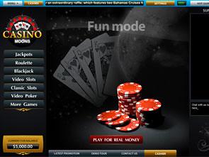 Casino Moons Lobby