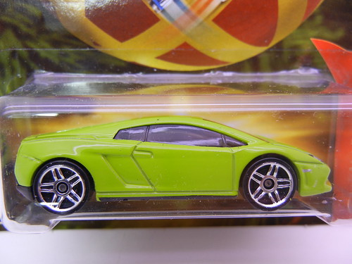 2011 Hot Wheels Holiday Hot Rods Lamborghini Gallardo LP560 4 (2)