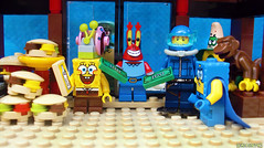Day 322 (chrisofpie) Tags: chris pie monkey lego doug legos hero heroes minifig roger minifigure bluehat legohero chrisofpie rogeranddoug 365legos dougthechimp