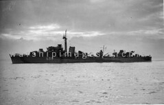HMS Obdurate (Image Ref: warship3454) (ww2images) Tags: destroyer battleship warship 1943 royalnavy waratsea obdurate navyphoto britishships hmsobdurate warshipimages warshipimagescom warshipphotos