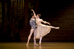 The Royal Ballet tours to Moscow, Taipei and Shanghai in Summer 2014