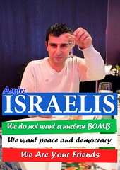 From_Iran_for_peace_and_democracy_Iranians_to_Israelis_27 (350 Evin) Tags: freedom free  proxy       kalame           jonbeshsabz   kabk22