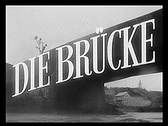 The bridge (1959) (Susanlenox) Tags: boy cinema film movie war europa nazi guerra cine worldwar nazism diebrcke nazismo guerramundial posguerra fritzwepper iiwar michaelhinz volkerlechtenbrink bernhardwicki cordulatrantow frankglaubrecht karlmichaelbalzer gntherhoffmann wolfgangstumpf gnterpfitzmann folkerbohnet manfredgregor heinzspitzner siegfriedschrenberg karlwilhelmvivier michaelmansfeld