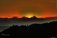 Sunset Millstatt 7 (peter pirker) Tags: sunset red sky rot canon austria sterreich sonnenuntergang nebel himmel krnten carinthia fok millstatt flickraward peterfoto flickraward5 eos550d flickrawardgallery peterpirker