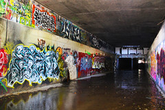 The Painted Tunnel (You can call me Sir.) Tags: california street art graffiti bay tunnel zee east area amc northern orsa igu wkt lolc sestor wfk zenphonik
