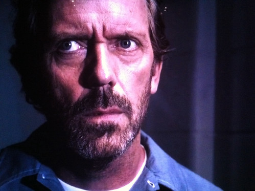 Hugh Laurie in House