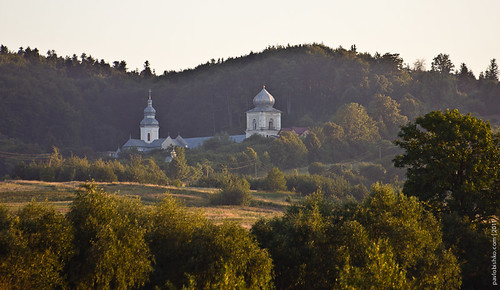 Monastery of St. Onuphrius in Dobromyl