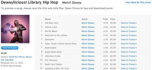 Melvil Dewey International Library Hip Hop Superstar – Dewey Decimal Worksheet